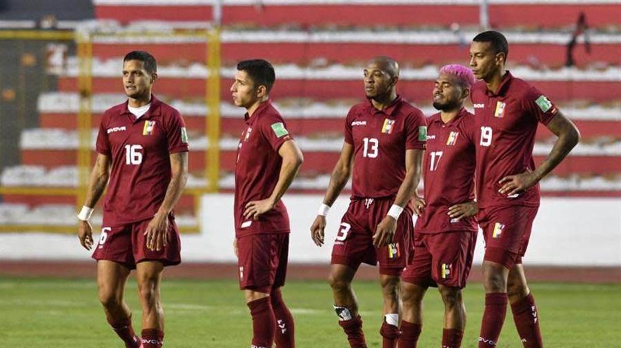 Venezuela convoca a 15 jugadores más para Copa América tras el brote de covid