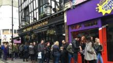 You'll Lose Your Mind Over the Cadbury Creme Egg Pop-Up Cafe