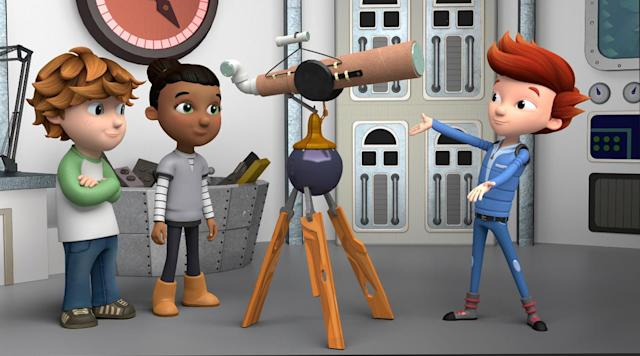 Watch PBS Kids' latest show online, before it reaches TV