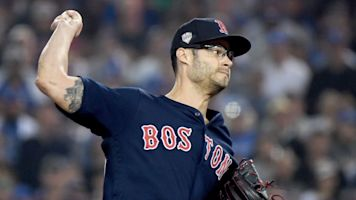 Ex-Red Sox reliever heading to Dodgers