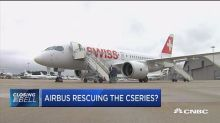 Airbus-Bombardier joint venture discussed by Trump and Ca...