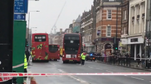 Kilburn crash: Man dies after being hit by lorry on busy road in north London