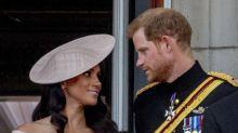 Meghan Markle hace su debut con la Familia Real