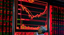 Hang Seng index plunges into bear market on trade and China fears