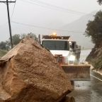 Powerful California storms prompt flooding, mudslides and avalanches warnings