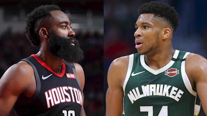 The Bounce - Giannis and Harden beef heats up