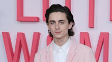 Timothee Chalamet opens up on Lily-Rose Depp yacht pictures