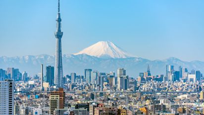 Amazing things to do in Tokyo, from sumo wrestling matches to skyscrapers with views