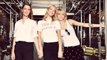 Sisters Cara, Chloe and Poppy Delevingne launch their own prosecco – and it's available to buy now