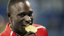 Athletics - Olympic champs Rudisha, Kipruto lead Kenya team to London