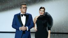Poca risa: Andreu Buenafuente y Silvia Abril se la pegan como presentadores en los Goya 2020