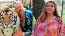 Joe Exotic ('Tiger King') pierde su zoológico contra su enemiga Carole Baskin