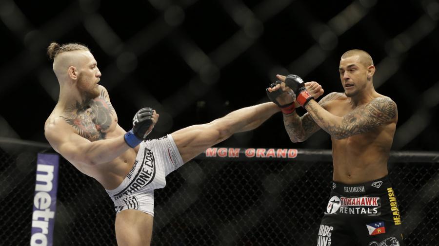 UFC 264: Conor McGregor-Dustin Poirier confirmed for capacity crowd in Las Vegas