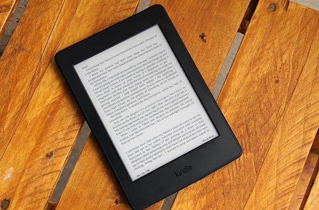 Waterstones stops selling Amazon Kindles over 'pitiful' sales