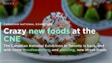 Weird new eats at this year's CNE