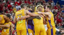 Sydney Kings steal win over Perth Wildcats