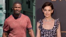 Katie Holmes and Jamie Foxx Step Out for Dinner Together in NYC -- Pic!
