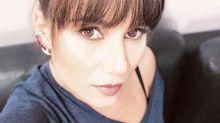 Paula Fernandes muda o visual e aparece de franjinha
