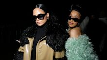 Cardi B, Lil' Kim Close Out NYFW at Marc Jacobs