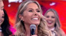 Adriane Galisteu assina contrato com a TV Globo