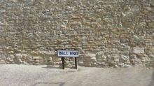 Theft of Bell End street sign 'a sad state of affairs', say locals