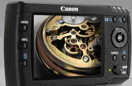 Canon's Media Storage M30 and M80 photo and video viewers