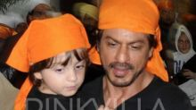 AbRam Khan Birthday: Shah Rukh Khan is overwhelmed with fans' wishes for his little one