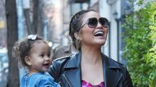 Chrissy Teigen letting her daughter dress herself is a valuable parenting lesson