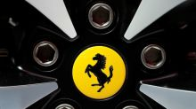Ferrari results hit as sales mix favours 'entry-level' cars