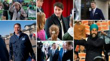 Timeline of election night: Trudeau's Liberals win minority government