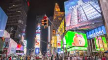 Why retailers are lining up to spend a fortune to be in Times Square