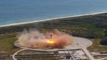 SpaceX schickt erstmals wiederverwendete Rakete und Frachter ins All