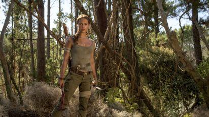 Mixed reviews for Tomb Raider reboot