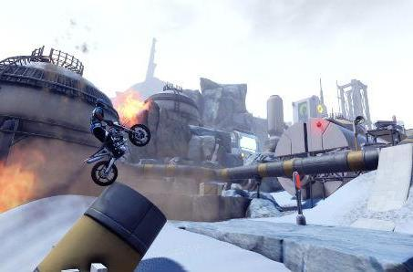 Trials Fusion review: Lean to live