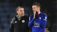 Vardy set to return for Leicester's semi-final showdown