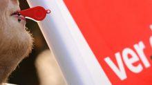 Verdi ruft zu Warnstreiks in Kitas und Kliniken auf