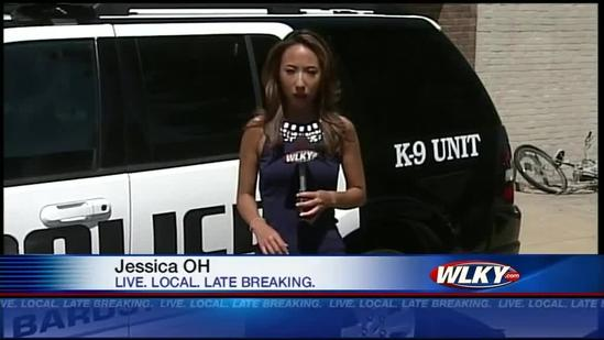 Bardstown receives threat saying more officers will be killed