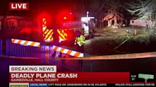 Three Killed in Georgia Single-Engine Plane Crash, Part of Wing Lands in Nearby Mobile Home
