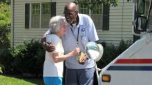 Beloved mailman's retirement GoFundMe goal surpassed after Twitter thread chronicling last day goes viral