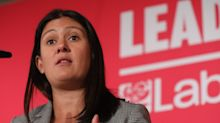 Labour leadership candidate Lisa Nandy criticises BBC journalist Nick Robinson for asking 'daft question'