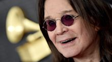 Ozzy Osbourne says he is 'getting there' after fall and surgery