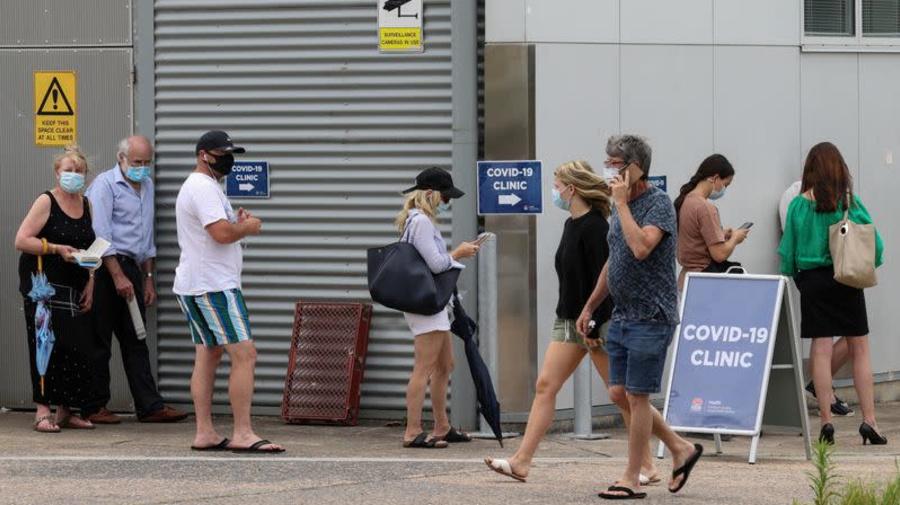 Two COVID-19 cases on Australian Open flight, arrivals to quarantine