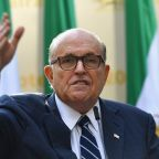 Rudy Giuliani Gives Congress the Legalese Version of a Middle Finger