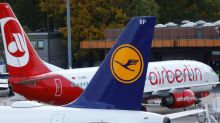 Lufthansa spreads wings by snapping up parts of failed Air Berlin