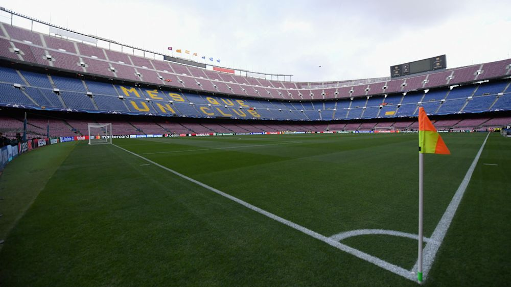 Barcelona v Las Palmas takes place behind closed doors