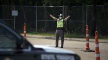 """""""Desafortunado"""" que más personas negras no mueran de coronavirus, dice policía de EEUU"""