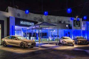 O'Gara Coach Opens Maserati of Westlake Showroom