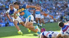 Fifita-inspired Titans beat Knights in NRL