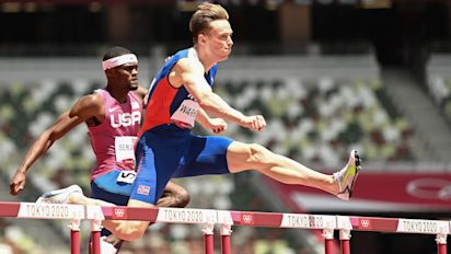 Epic men's 400m hurdles lives up to expectations