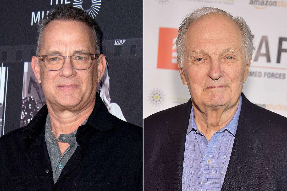 Tom Hanks to Present Life Achievement Award to Alan Alda at SAG Awards